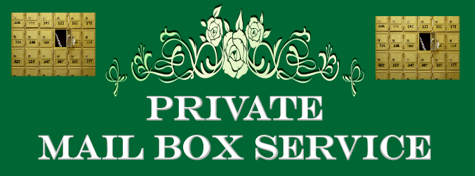 Private Mail Box Rental